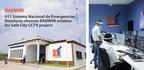 911 Sistema Nacional de Emergencias in Choluteca, Honduras Chooses RADWIN Wireless as an Alternative to Fiber for Safe City CCTV Project