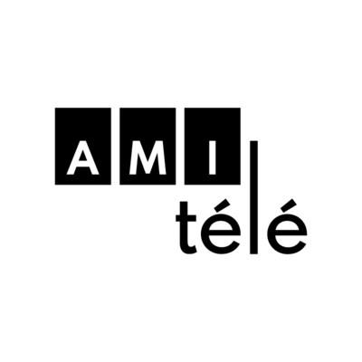 The AMI-tele logo (Groupe CNW/Accessible Media Inc. (AMI))