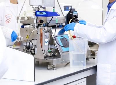 O novo Centro de Colaboração M Lab™ em Xangai inclui um laboratóio integrado com soluções customizáveis, serviços de validação e aplicações práticas para ajudar a avançar o desenvolvimento de drogas.