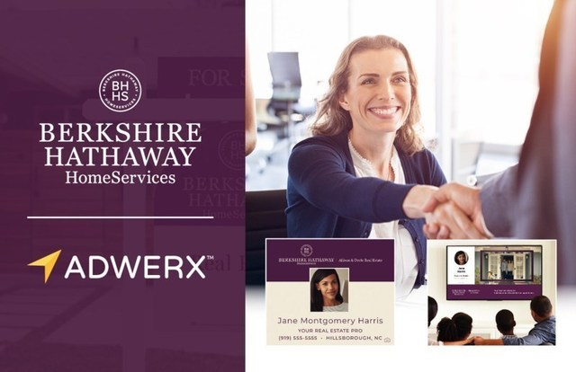 The Berkshire Hathaway HomeServices Automated Advertising Program powered by Adwerx Enterprise provides a comprehensive digital marketing solution for network members.