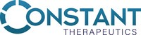 Constant Therapeutics logo (PRNewsfoto/Constant Therapeutics)