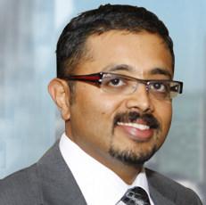 Collabera's new CEO, Karthik Krishnamurthy (KK).