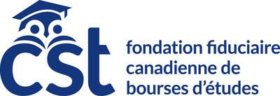 Logo Fondation fiduciaire canadienne de bourses d'études (Groupe CNW/Canadian Scholarship Trust Foundation)