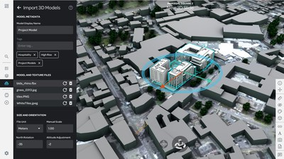 SmartWorldPro2 screenshot - Annotations and Scenes