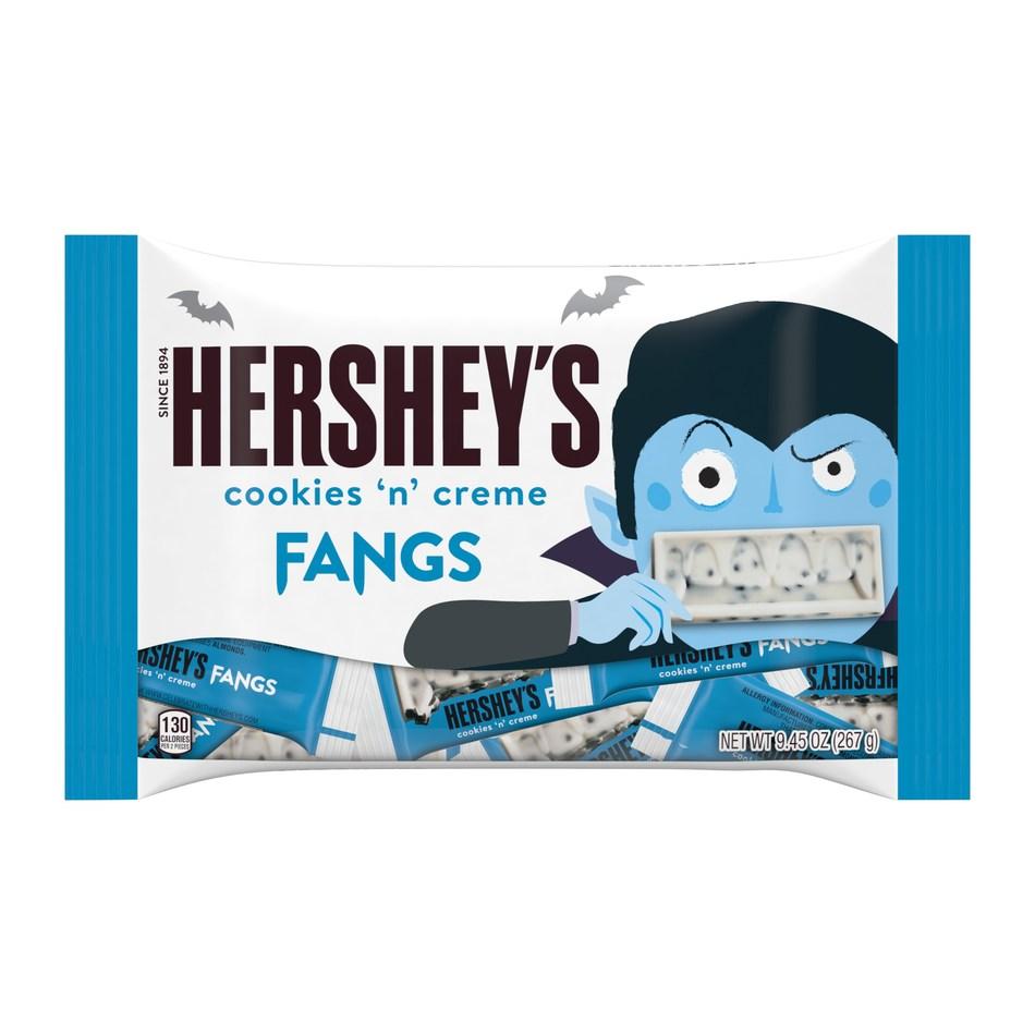 Hershey's Cookies 'N' Crème Fangs