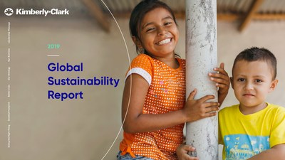 Kimberly-Clark announced its new 2030 sustainability strategy and goals, aimed at addressing the social and environmental challenges of the next decade with commitments to improve the lives and well-being of one billion people in underserved communities around the world with the smallest environmental footprint. The ambitious strategy is outlined in the company's 2019 Global Sustainability Report, which reflects progress towards the company's Sustainability 2022 strategy and its pivot to 2030.