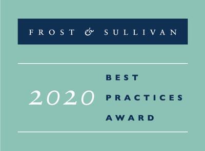 Frost & Sullivan 2020 Best Practices Award