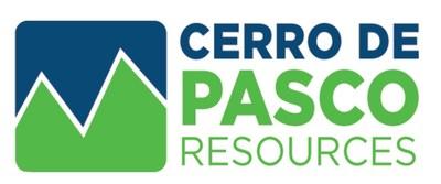 Cerro de Pasco Resources Inc. - Logo (CNW Group/Cerro de Pasco Resources Inc.)
