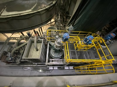 APPENDIX A: Direct Flotation Reactors installed at the Copper Mountain Mine (CNW Group/Copper Mountain Mining Corporation)
