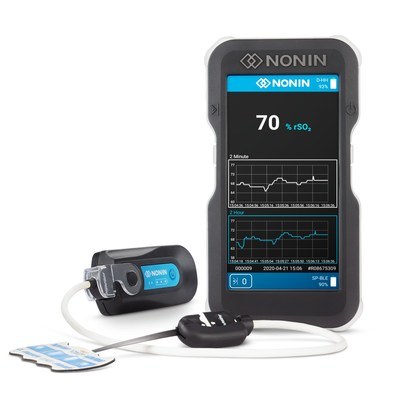 Nonin CO-Pilot™ with  8204 sensor for rSO₂