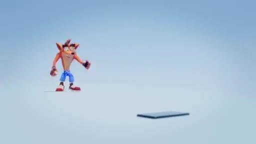 King, Crash Bandicoot: On the Run! Trailer