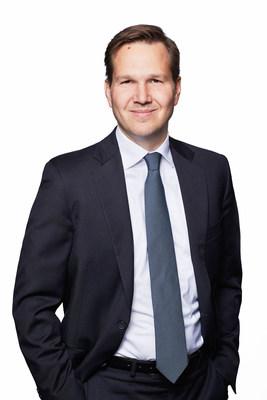 Antoine Bisson McLernon, fondateur et chef de la direction de Fiera Comox (Groupe CNW/Corporation Fiera Capital)