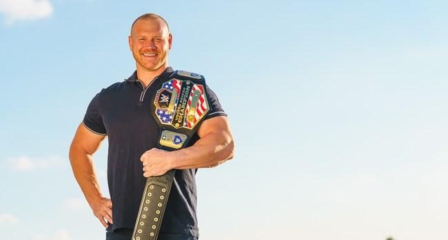 Former WWE wrestler Dan Rodimer is running for US Congress in Nevada