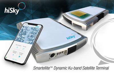 Smartellite™ Dynamic Ku-band Satellite Terminal