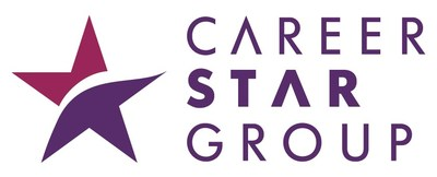 Career Star Group logo (PRNewsfoto/Career Star Group)