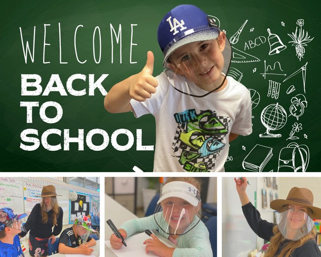 Back to School with RealShield for educators and students.