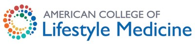 American College of Lifestyle Medicine Logo (PRNewsfoto/American College of Lifestyle M)