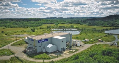First Cobalt Refinery in Ontario, Canada (CNW Group/First Cobalt Corp.)