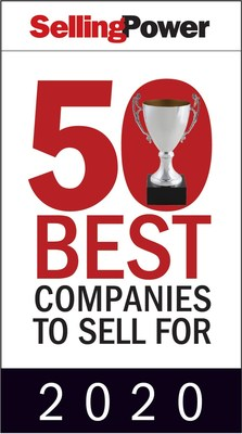 For the 8th consecutive year, Paychex has been named one of the 50 Best Companies to Sell For by Selling Power magazine.