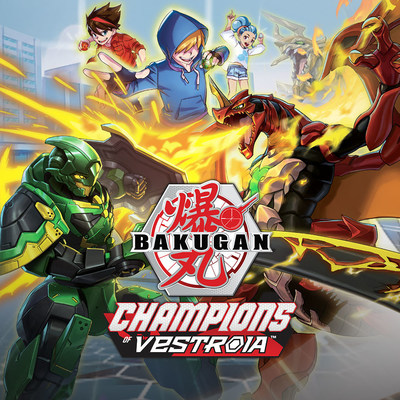Bakugan Champions of Vestroia announced exclusively for Nintendo Switch