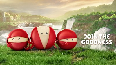 """Babybel® and Havas launch new global campaign, """"Join the Goodness"""""""