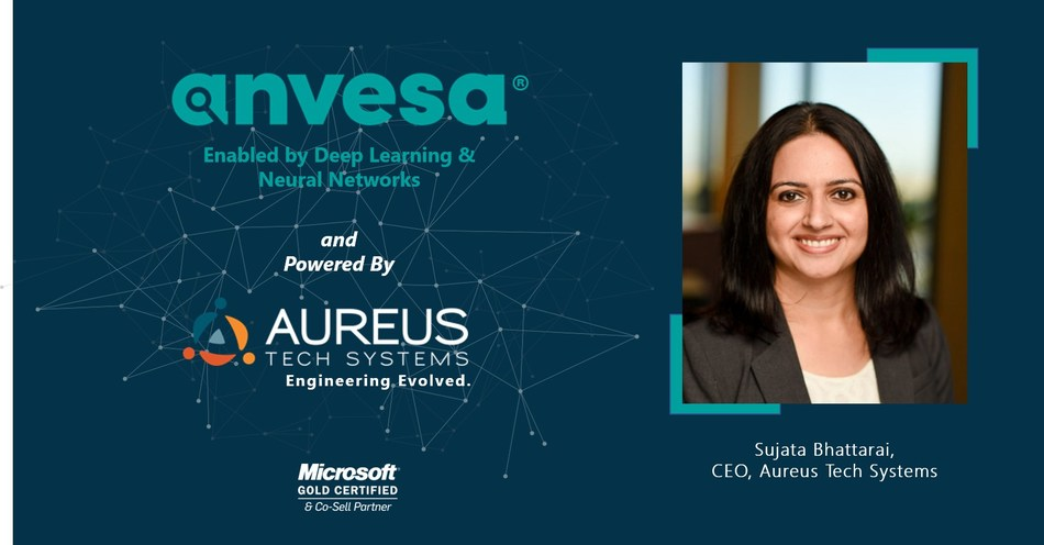 Inc. 5000 fastest growing company, Aureus Tech Systems, pioneers the use of Technology-Assisted Review using Deep Learning and Neural Networks in cutting-edge eDiscovery solution Anvesa® 3.0.