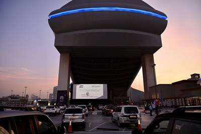 UPI and NI Bring COVID-safe Drive-in Cinema Experience to merchants