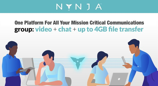 NYNJA One Platform For All Your Mission Critical Communications
