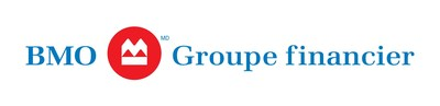 Logo de BMO Groupe Financier (Groupe CNW/BMO Groupe Financier)