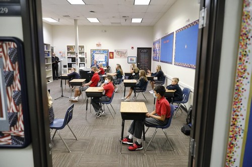 For the start of school August 17, Fairmont Schools' five Orange County campuses are offering two learning options: five-day-per-week, in-person instruction as well as remote learning.