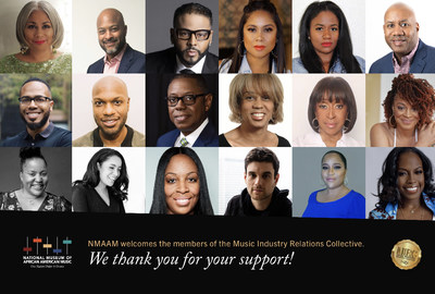 The National Museum of African American Music (NMAAM) is proud to announce the appointment of the museum's first Music Industry Relations Committee (MIRC) of the Board of Directors. Eighteen individuals representing all avenues of the music industry have been selected to lead this committee including: artists, record label executives, talent managers, media executives, media personalities, entertainment attorneys, entertainment marketing professionals and entertainment strategists.
