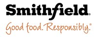 Smithfield GFR logo, primary logo for all releases (PRNewsfoto/Smithfield Foods, Inc.)