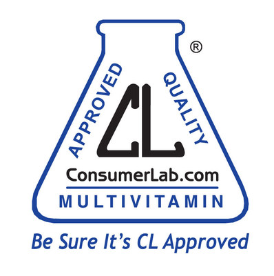ConsumerLab.com seal for USANA's CellSentials supplement