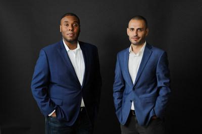 MobileNOC Founders Frantz Civil & Mohamed Kiswani
