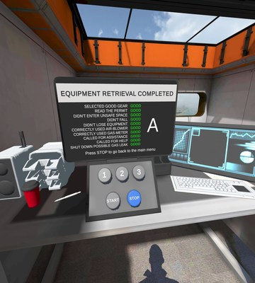 HTC VIVE introduces ElevateXR, the cutting-edge workplace safety training solution