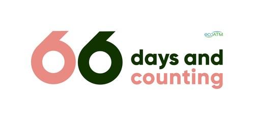 ecoATM 66 Days
