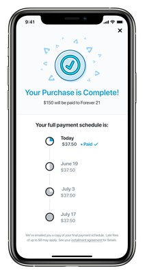 Afterpay Introduces Apple Pay for In-Store Payments