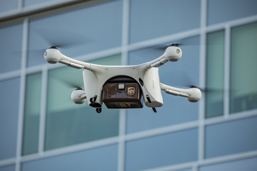 Matternet's M2 Drone System Enabling New U.S. Hospital Delivery Network at Wake Forest Baptist Health