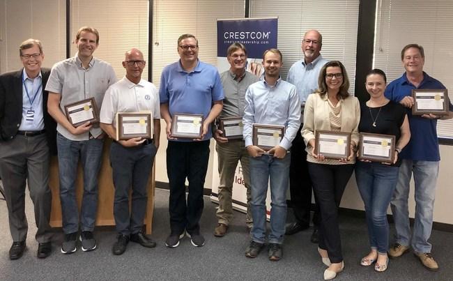 FCI's Crestcom Leadership Training Program 2019 Graduates