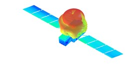 Ansys HFSS enables users to simulate antenna performance on platforms