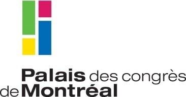 Logo de Palais des congrès de Montréal (Groupe CNW/Palais des congrès de Montréal)