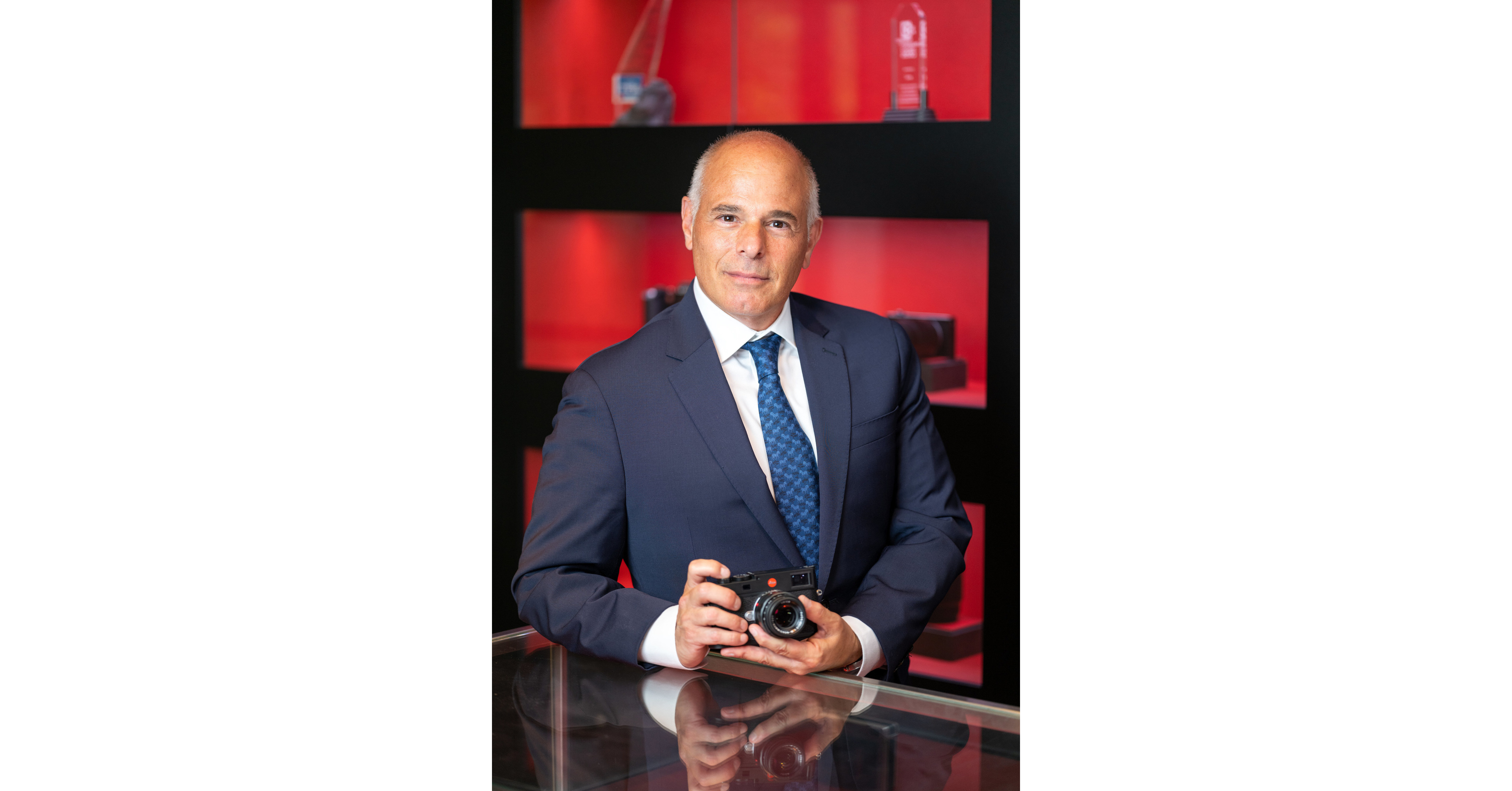 Photo of Change in Leadership at Leica Camera North America | PRNewswire