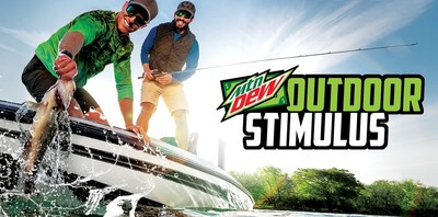 "MTN DEW Launches ""Out Here. It's Dew."""