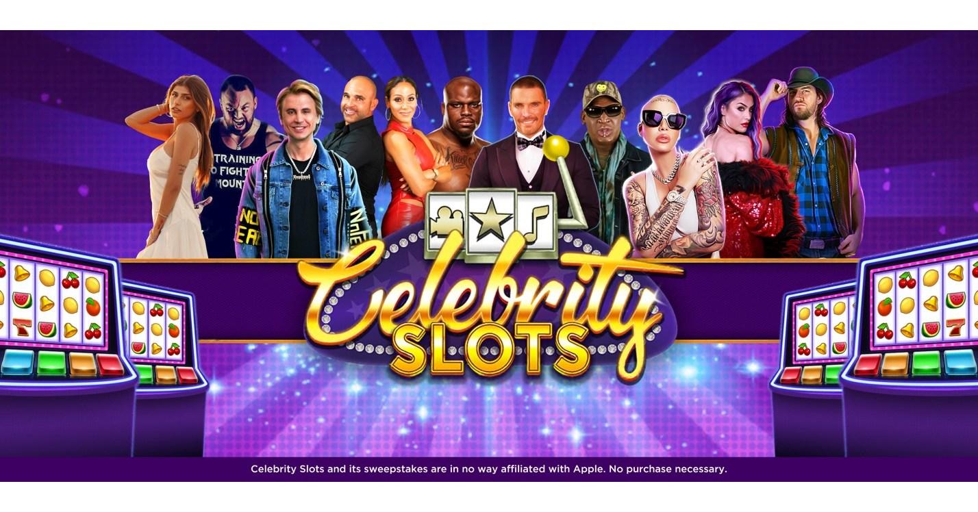 Celebrities Slots Themes Online