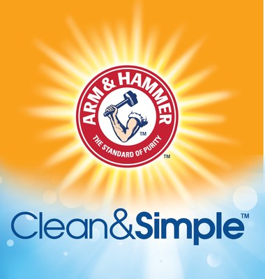 ARM & HAMMER™ Launches Clean & Simple™ Laundry Detergent, Specially Formulated to Provide a Powerful Clean with 6 Essential Ingredients