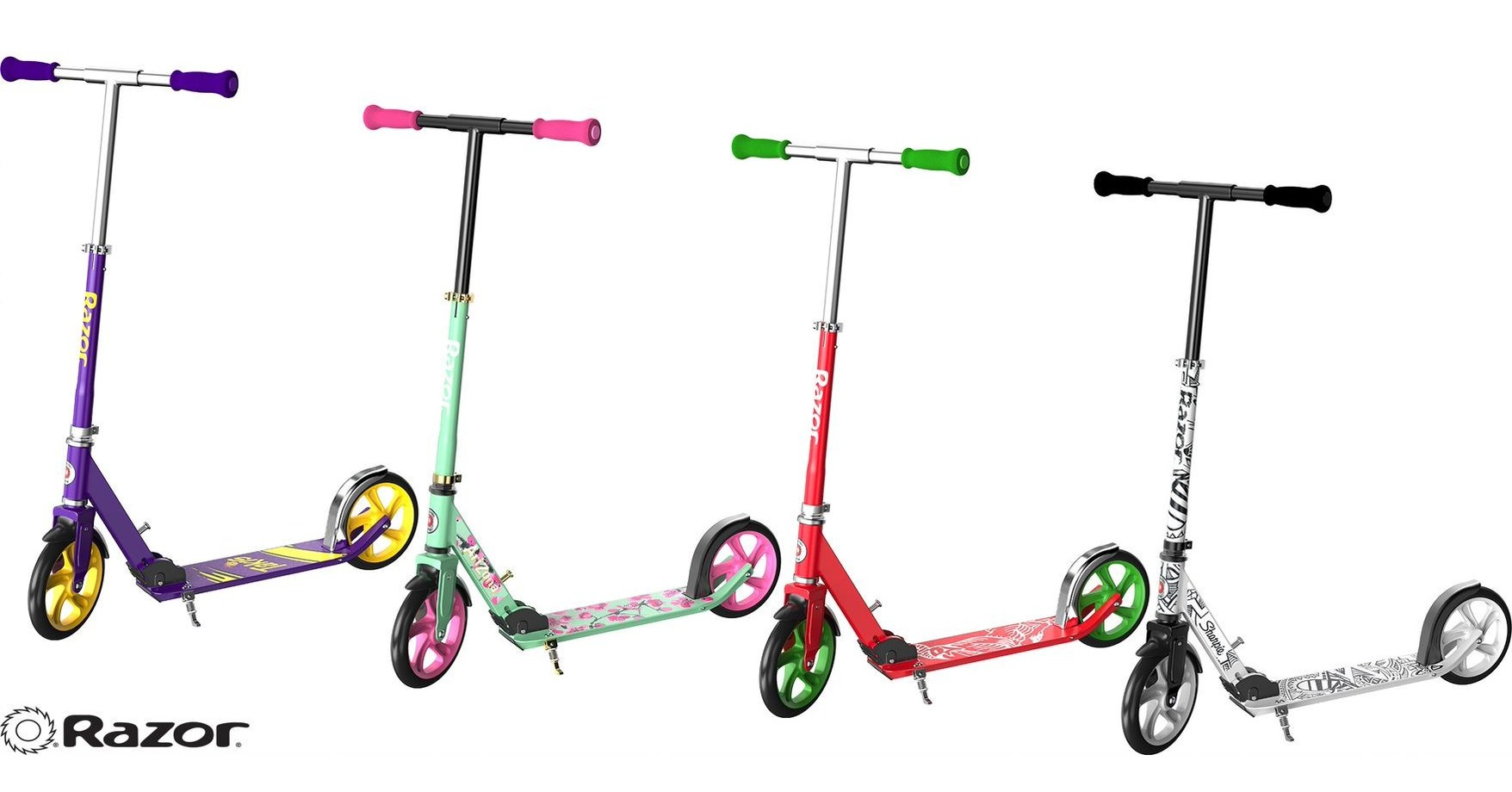 Razor Usa Launches First Ever Scooter Collaboration Series With Culturally Influential Brands Exclusively At Target And Razor Com