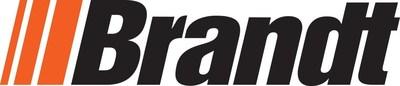 Logo du groupe d'entreprises Brandt (Groupe CNW/Brandt Tractor Ltd.)