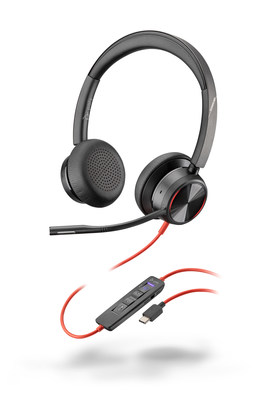 Poly offers the most comprehensive end-to-end suite of Microsoft Teams certified headsets, speakerphones, phones and video devices available, including the recently announced Blackwire 8225.