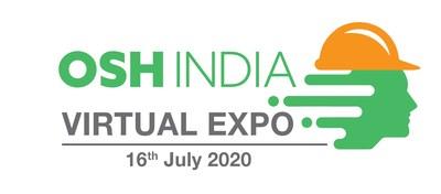OSH India Virtual Expo logo