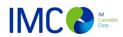 IM Cannabis Corp. Logo (CNW Group/IM Cannabis Corp.)